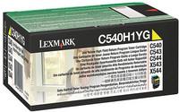 Lexmark C540H1YG keltainen laserkasetti