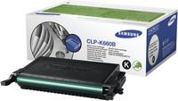 Samsung CLP-K660B Laservärikasetti musta, CLP-610/CLP-660/CLX-6200/CLX-6210