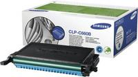 Samsung CLP-C660B Laservärikasetti cyan, CLP-610/CLP-660/CLX-6200/CLX-6210