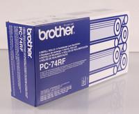 Brother PC-74RF 4/pkt  Täyttövärinauha