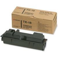 Kyocera TK-18 Laservärikasetti musta