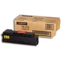 Kyocera TK-310 Laservärikasetti musta, FS-2000/3900/4000