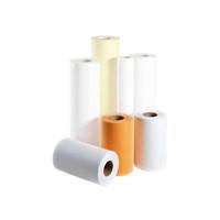 Mustesuihku paperirulla 610 mm x 46 m x 50,8 mm 90 g, 6 rullan paketti