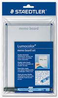 Staedtler Lumocolor Memo Board ja kynä