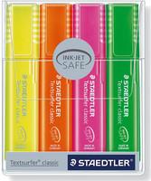 Staedtler Textsurfer Rainbow korostuskynä viisto 1-5mm värilajitelma