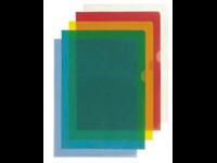Muovitasku 120 Premium A4 PP vihreä LPS/100kpl/Ltk