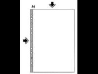 Kansiotasku 177/12 A4 PVC APP LPS/100kpl/Ltk