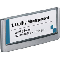 Ovikyltti Durable click sign 149 x 52.5 mm