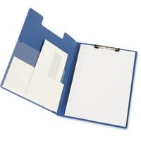 Foldover kirjoitusalusta 240 x 330mm, sininen