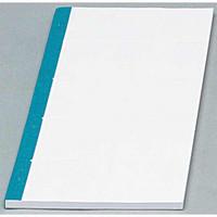 Paperipiste liuskalehtiö 5-osainen, 1 kpl=10 lehtiötä