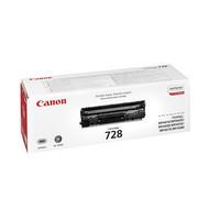 Canon 728 Laservärikasetti musta