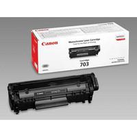 Canon 703 Laservärikasetti musta, LBP-2900/3000