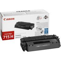 Canon 715H Laservärikasetti musta