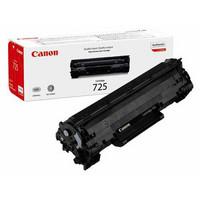 Canon 725 Laservärikasetti musta