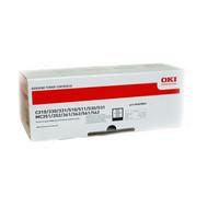 OKI 44469803 Laservärikasetti musta