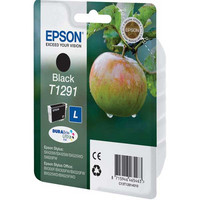 Epson T1291 Mustesuihkupatruuna musta