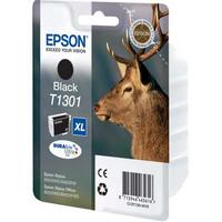 Epson T1301 XL Mustesuihkupatruuna musta