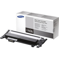 Samsung CLT-K406S Laservärikasetti musta