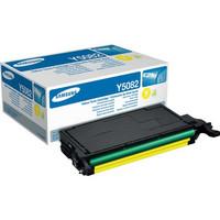 Samsung CLT-Y5082L Laservärikasetti keltainen