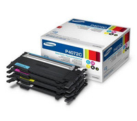 SAMSUNG CLT-P4072C multipack 4 kasettia