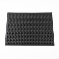 Ergonominen matto 47,5 x 63cm, musta