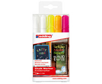 EDDING CHALK MARKER 2-3MM LAJ. /10