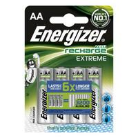 Energizer EXTREME HR6 Ladattava akku 4 kpl