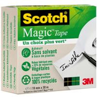 Scotch Magic 900 teippi eko 19mm x 30m