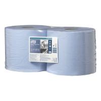 Tork Advanced 420 teollisuuspyyhe sininen