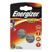 Energizer CR2430 litiumparisto, 1kpl=2 paristoa