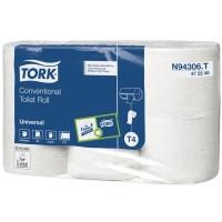 Tork 472246 wc-paperi T4 valkoinen