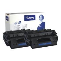 HP 05X CE505XD tarvikekasetti dualpack musta