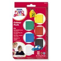 Staedtler Fimo Form & Play massa värilajitelma