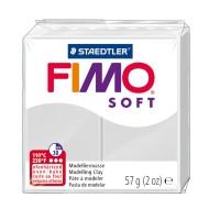Staedtler Fimo askartelumassa harmaa