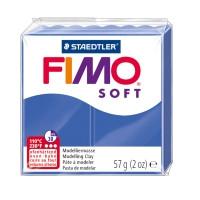 Staedtler Fimo askartelumassa kirkas sininen
