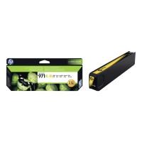 HP 971 XL CN628AE Mustesuihkupatruuna keltainen HPXL