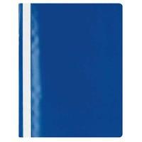 Budget pikanitojakansio A4 PP, sininen 25kpl ltk