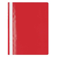 Budget pikanitojakansio A4 PP, punainen 25kpl laatikko