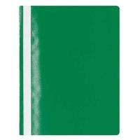 Budget pikanitojakansio A4 PP, vihreä 25kpl