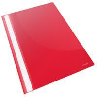 Esselte pikanitojakansio A4 PP, punainen 25kpl