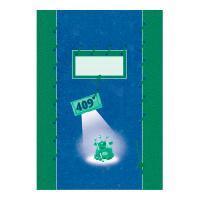 Kirjoitusvihko 409 A4/20 blanko/viivoitettu 20kpl paketti