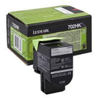 Lexmark 702HK Laservärikasetti musta