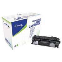 Tarvikekasetti HP 05A CE505A Laservärikasetti musta