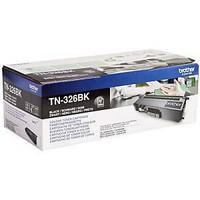 Brother TN-326BK laservärikasetti musta