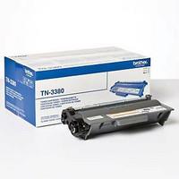 Brother TN-3380 laservärikasetti musta 8000 sivua