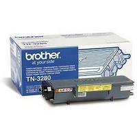 Brother TN-3280 laservärikasetti musta