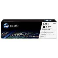 HP 201X CF400X laservärikasetti musta
