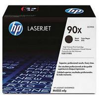 HP 90X CE390X laservärikasetti musta