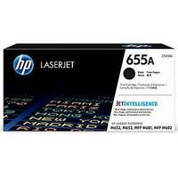 HP 655A CF450A laservärikasetti musta