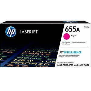 HP 655A CF453A laservärikasetti magenta